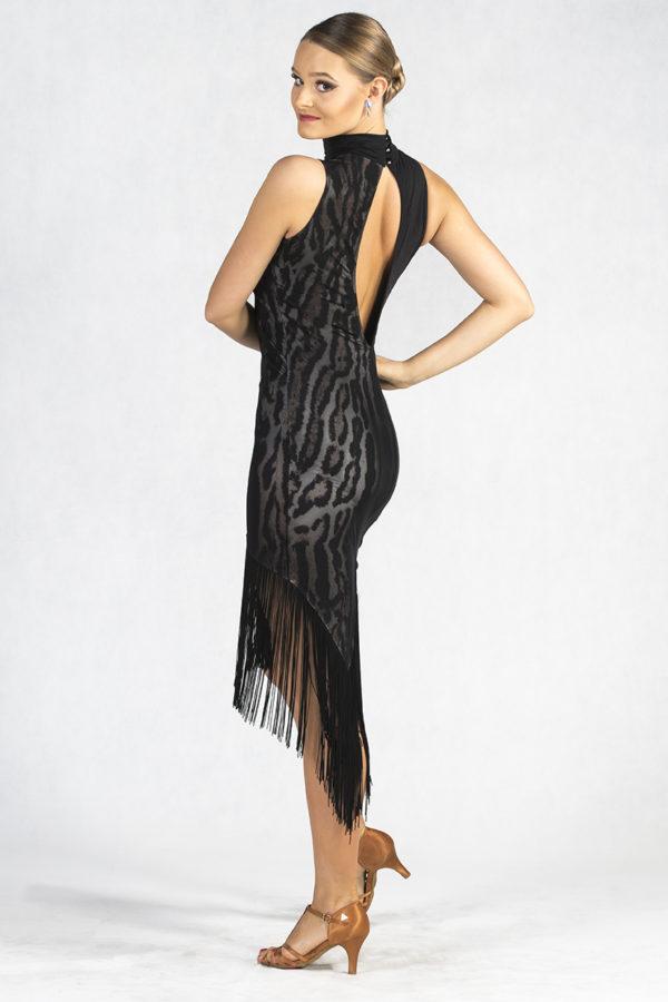 Rockefeller Latin Dress Savannah <br/> P19120018-02