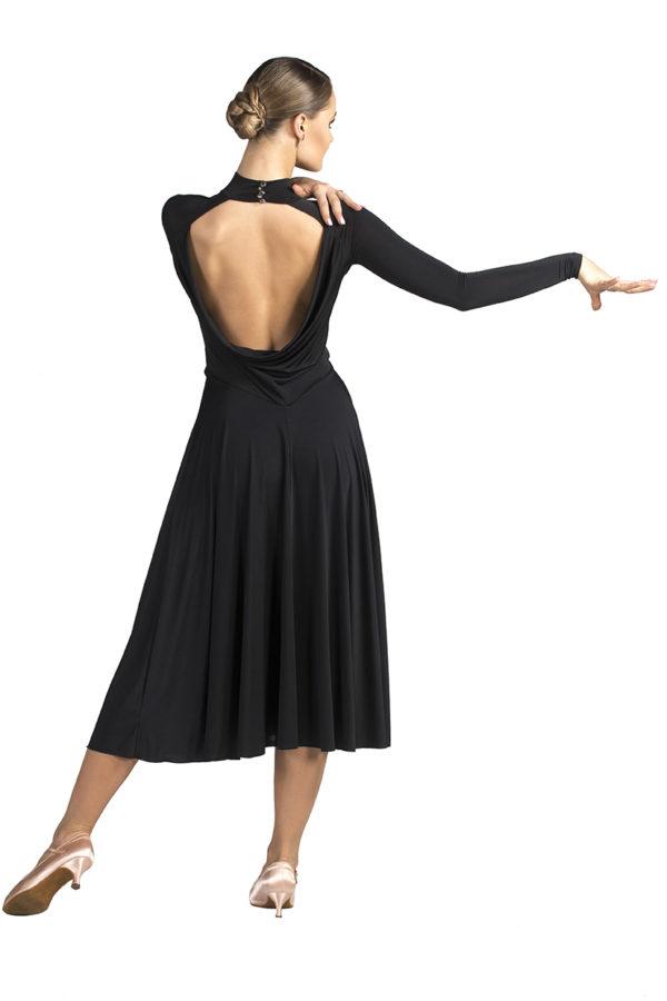 Liberty Dress Black <br/> P19120021-01
