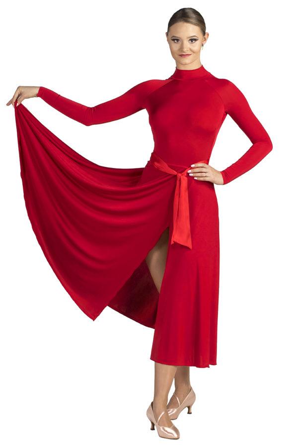 Liberty Dress Red <br/> P19120021-02