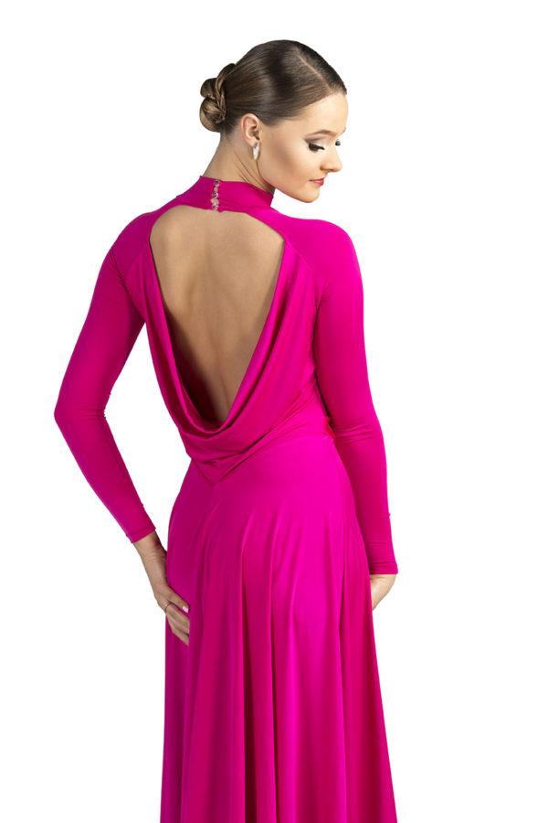 Liberty Dress Amarant <br/> P19120021-03