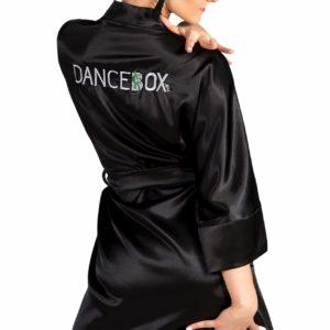 Dancebox Kimono Black <br/> P19120031-01