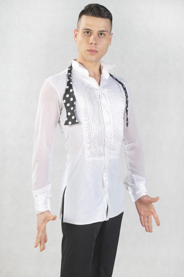 Krystian Shirt White<br/> M18120001-02