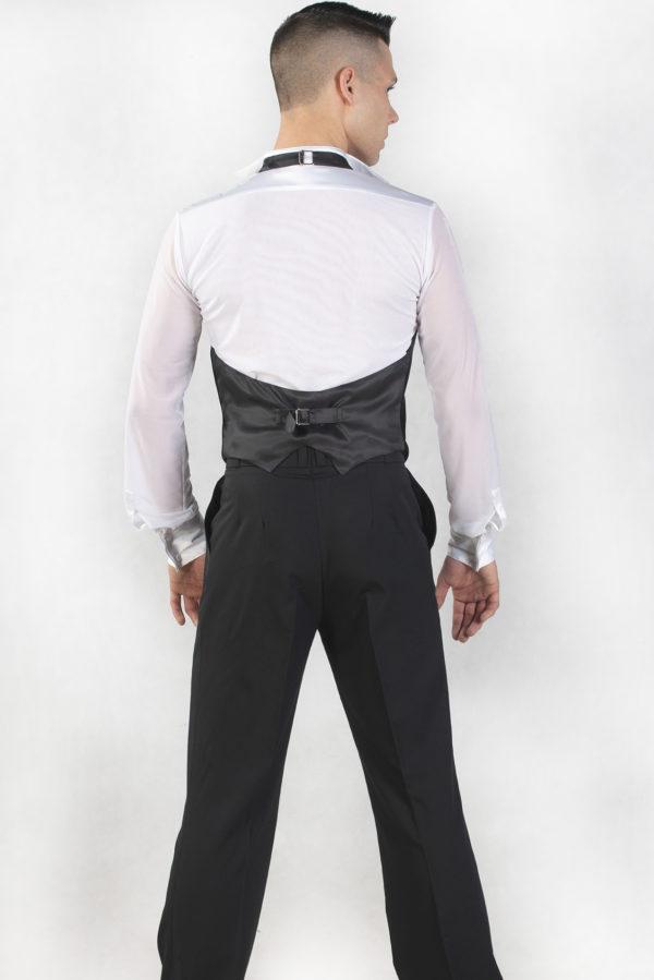 Pocket Pant-Black<br/> M18120004-01