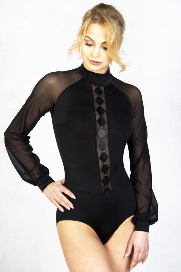 Harlequin Body Black <br/> P18120004-01