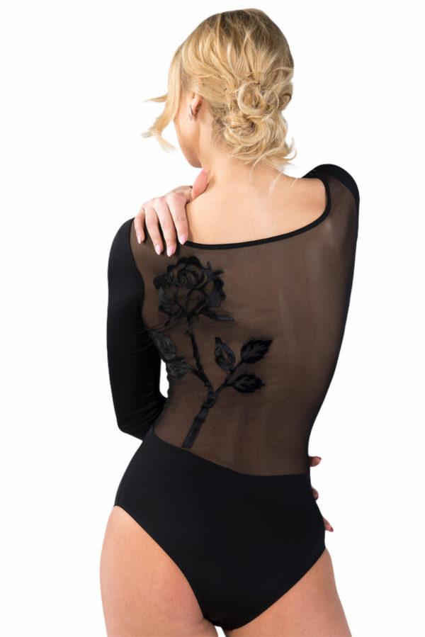 Velvet Rose Body Black <br/> P18120008-01