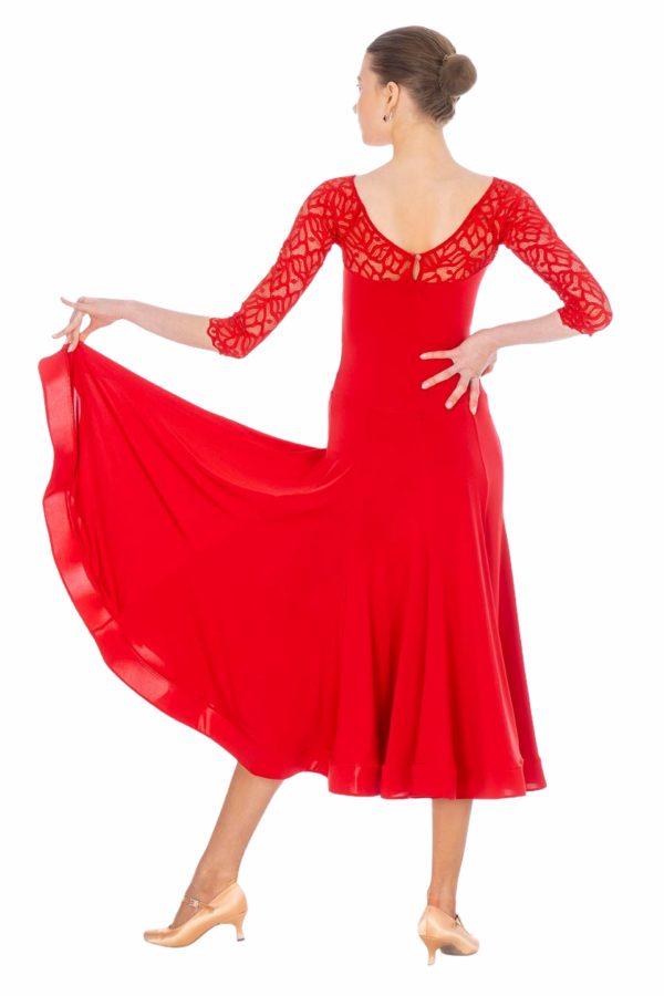 Versailles Ballroom Dress Red <br/> P20120004-02