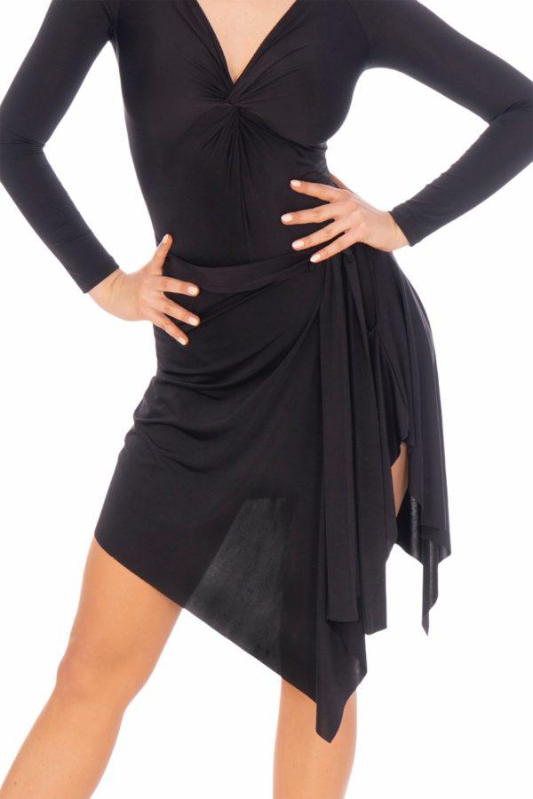 Pareo Skirt Black<br/> P20120011-01