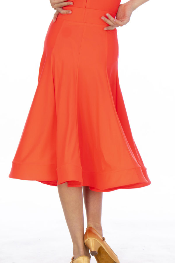 Britney Ballroom Skirt Fluored <br/> G20120010-05