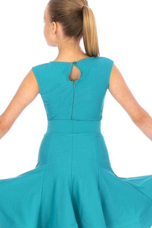 Billie Sleeveless Lycra Body Jade <br/> G20120004-02