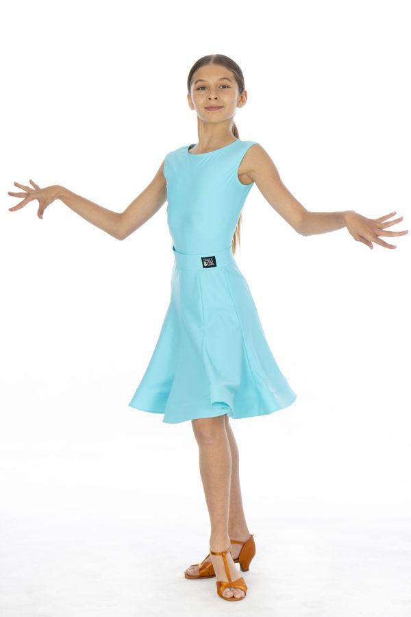 Billie Sleeveless Lycra Body Mint <br/> G20120004-03