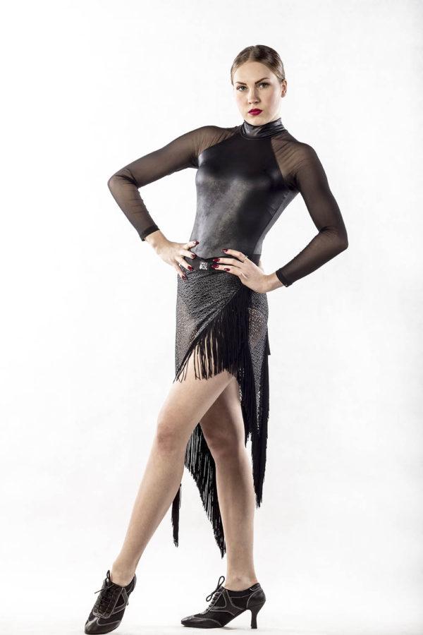Vixen Body-Black <br/> P16120027-01