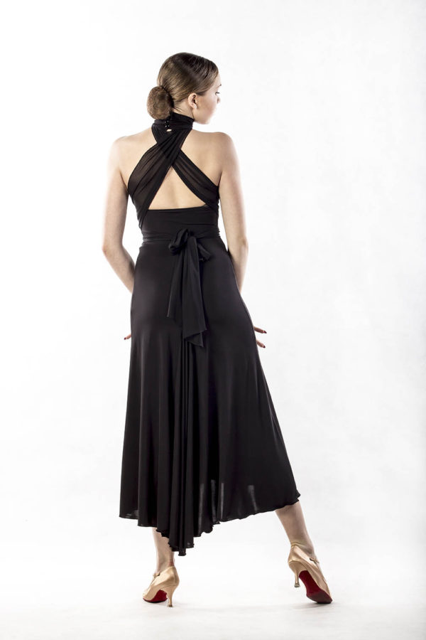 Tango Dress Black <br/> P17120019-01