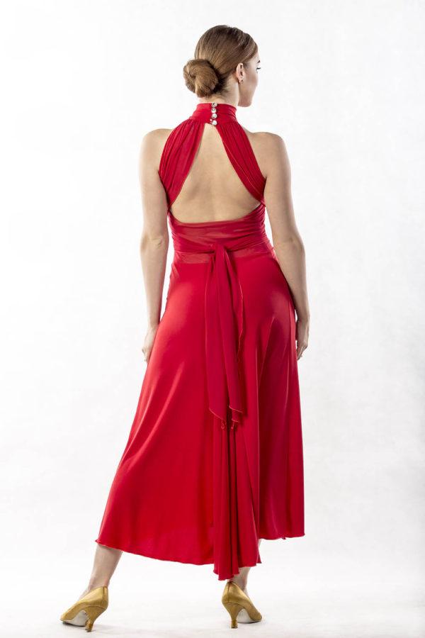 Tango Dress Red <br/> P17120019-02